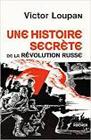 histoire secrète de la révolution russe couv