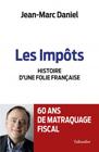 Couverture Les impôts Jean Marc Daniel