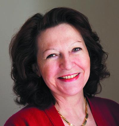 """Geneviève Haroche-Bouzinac, auteur de """"Louise-Elizabeth Vigée-Le Brun"""", Flammarion"""