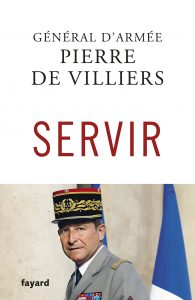 couverture SERVIR - GENERAL DE VILLIERS basse definition